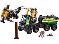 Конструктор лего техник Lego Technic Лесозаготовительная машина 42080 , фото 1