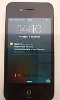 Apple iPhone 4S, 16GB, Black Б/У