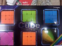 Набор кубика рубика из 6шт