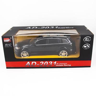 Машина на радио управлении AUDI Q7 1:14, черная