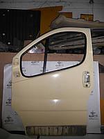 Дверь передняя левая бежевая на Renault Trafic, Opel Vivaro, Nissan Primastar