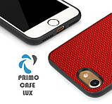Чехол накладка Primo Case Lux для Apple iPhone 7 / iPhone 8 - Red, фото 3