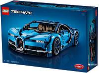 Конструктор лего технік Бугатті Широн Lego Technic Bugatti Chiron 42083, фото 1
