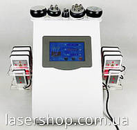 Аппарат для коррекции фигуры: кавитация, липолазер, RF лифтинг, вакуум
