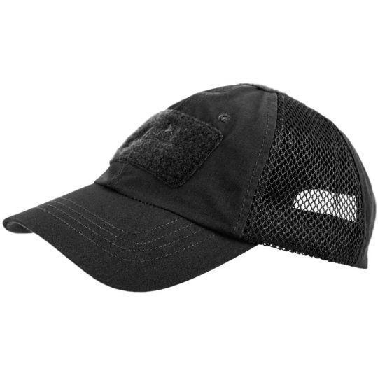 Бейсболка Helikon Vent Black  (CZ-BBV-PR-01) (TS-TTS-TC-01 XL CZ-BBV-PR-01)