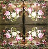 Серветка декупажна Кошик з трояндами 1077, фото 2