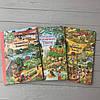 Красочный набор книг Мой большой Виммельбух в коробке, 3 шт, Анна Сьюз, фото 8