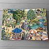 Красочный набор книг Мой большой Виммельбух в коробке, 3 шт, Анна Сьюз, фото 4