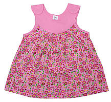 Сарафан ValeriTex 199199024027 86 см Розовый, КОД: 262504