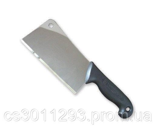 "Нож-топорик кухонный для мяса, 180 мм, Samura ""Mo-V"" (SM-0040)"