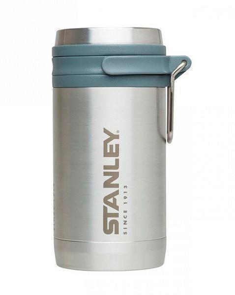 Кружка стальная Stanley (Стенли) Mountain с клипсой 0,35L () (10-01939-002)