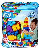 Большой конструктор Мега Блокс на 80 деталей
