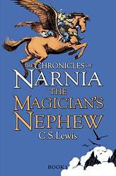 Книга The Magician's Nephew (Book 1)