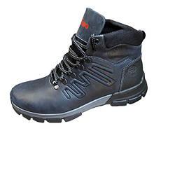 Мужские кожаные ботинки!!! зима 2019-2020