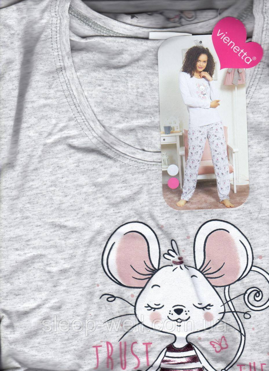 """Пижама с длинными штанами """"Мышка"""", Vinetta"""