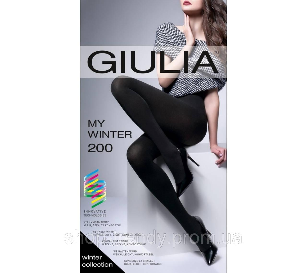 3159384222ddc Женские колготки 200 den My Winter Giulia, цена 189 грн., купить в Житомире  — Prom.ua (ID#839441666)