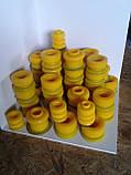 TOYOTA  4RUNNER Подушка подрамника переднего верхняя 1U ОЕМ; 52201-35100 полиуретан, фото 2