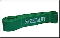 Резиновая петля L (22-68 кг) • резина для подтягивания • резина для спорта • Zelart •
