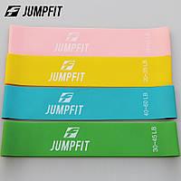 Фитнес резинки (ленты сопротивления) Jampfit   (4 шт)