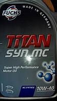 Масло моторное TITAN SYN MC SAE 10W-40 5L, фото 1