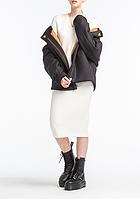 Куртка aLOT 36 Черная, КОД: 261568