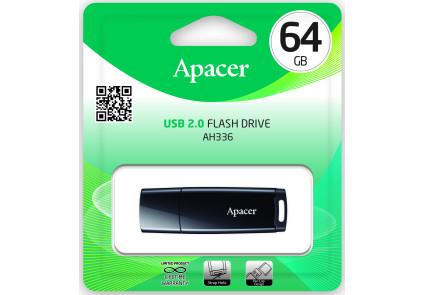 Флеш-память USB Apacer AH336 64GB
