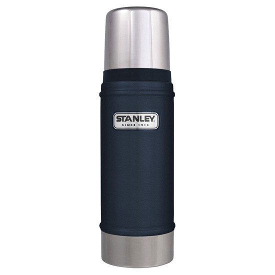 Термос STANLEY Legendary Classic 0.47L , темно-синий (10-01228-038)