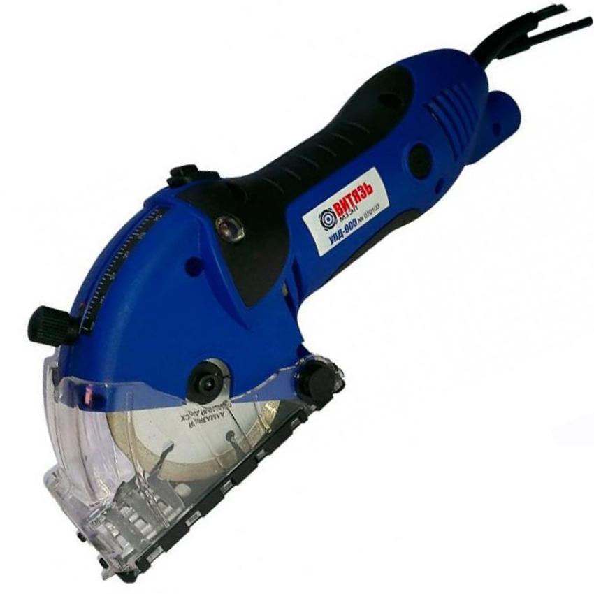 Пила дисковая(роторайзер) Витязь УПД-900