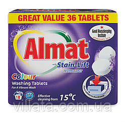 Таблетки для стирки Almat 36 шт.