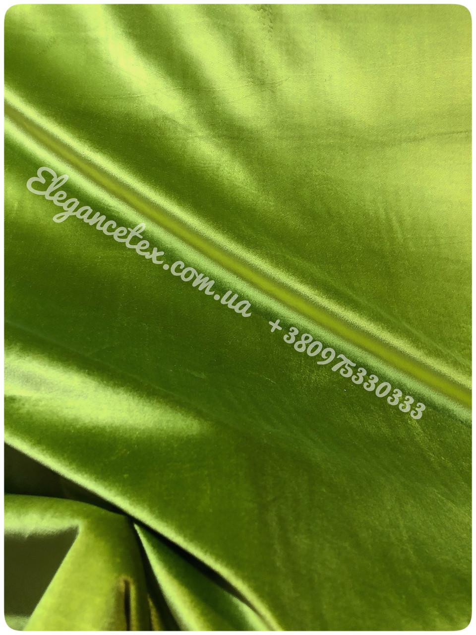 Мебельный велюр зеленый купить простынь на резинке трикотаж