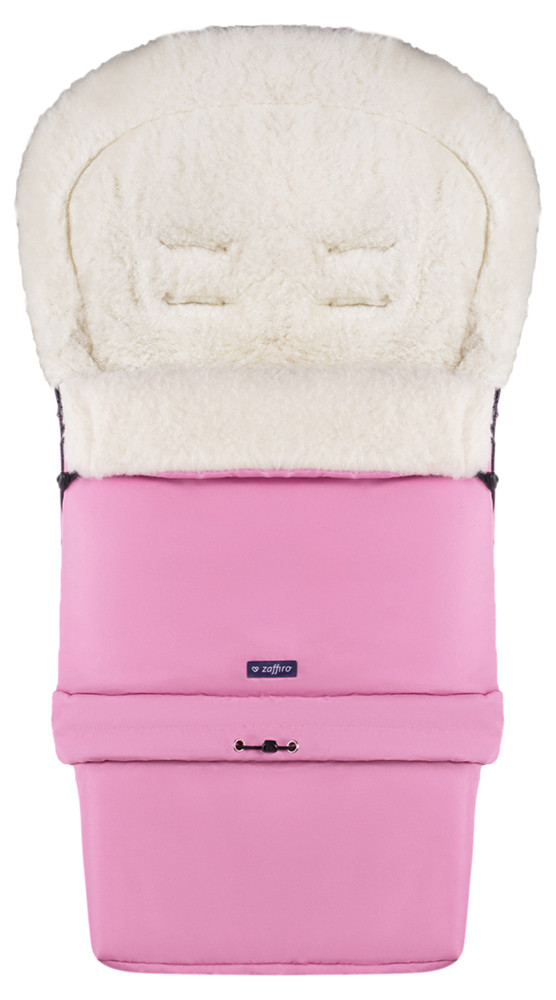 Зимовий конверт Womar (Zaffiro) №20 з подовженням рожевий