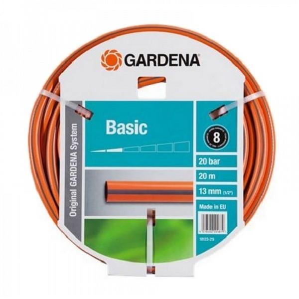 """Поливочный шланг Basic 1/2""""; 20 м Gardena"""