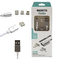 "Кабель USB Micro ""magneti"""