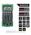 Интернет-магазин Electronoff презентует очередную линейку мультиметров от MASTECH серии MS8233 !