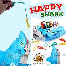 Обхитри акулу, Акуло мания - настольная игра рыбалка. Акулья охота. Happy Shark, фото 3