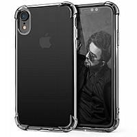 Прозрачный чехол iPhone XR (усиленный углами) Ultra Air (Айфон ХР Икс Эр)