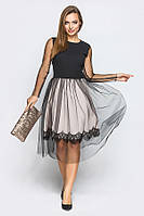 Шикарное платье Дайри- цвета