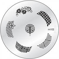 Диск для стемпинга, M-102