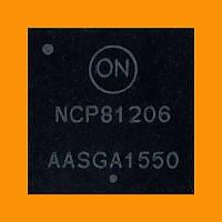 Микросхема On Semiconductor NCP81206