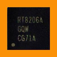 Микросхема Richtek RT8206AGQW