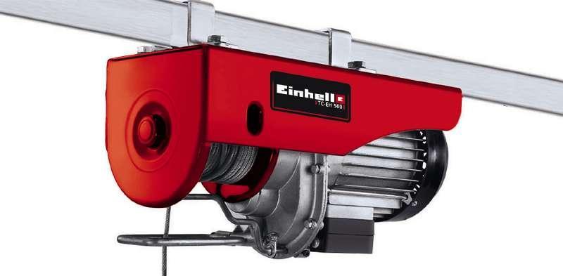 Тельфер Einhell TC-EH 500