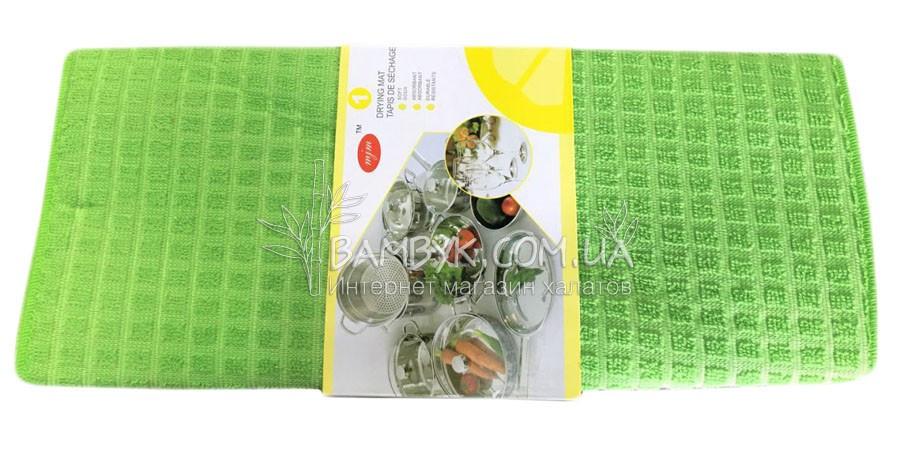 Коврик для сушки посуды  40х60 микрофибра