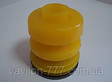 Подушка переднього підрамника верхня 1U TOYOTA HILUX SURF ОЕМ 52201-35100 поліуретан