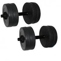 Гантели разборные Newt Rock 2 шт по 10 кг