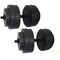 Гантели разборные Newt Rock 2 шт по 25 кг