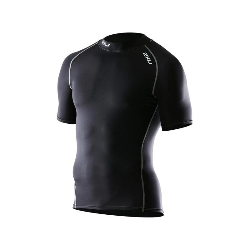 Мужская компрессионная элитная футболка 2XU с коротким рукавом