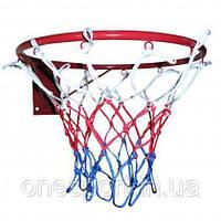 Кольцо баскетбольное Newt 300 мм сетка в комплекте, фото 1