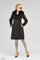Дубленка: самая  актуальная  зимняя верхняя женская одежда