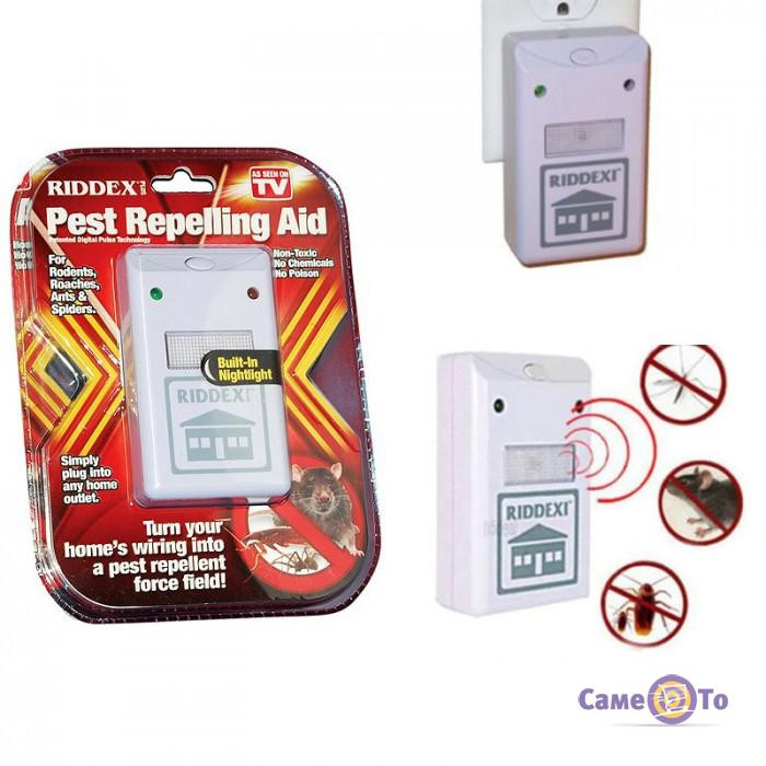 Pest Repeller Riddex Plus Отпугиватель грызунов и насекомых