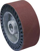 Круг  шлифовочный под наждак на СОМ модели 70D, 80, 100